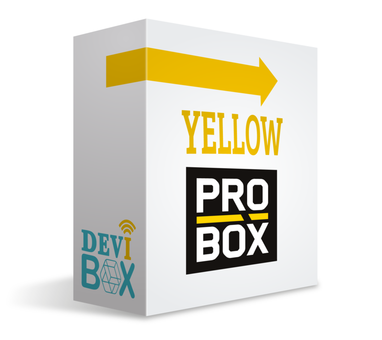 Yellow PROBOX